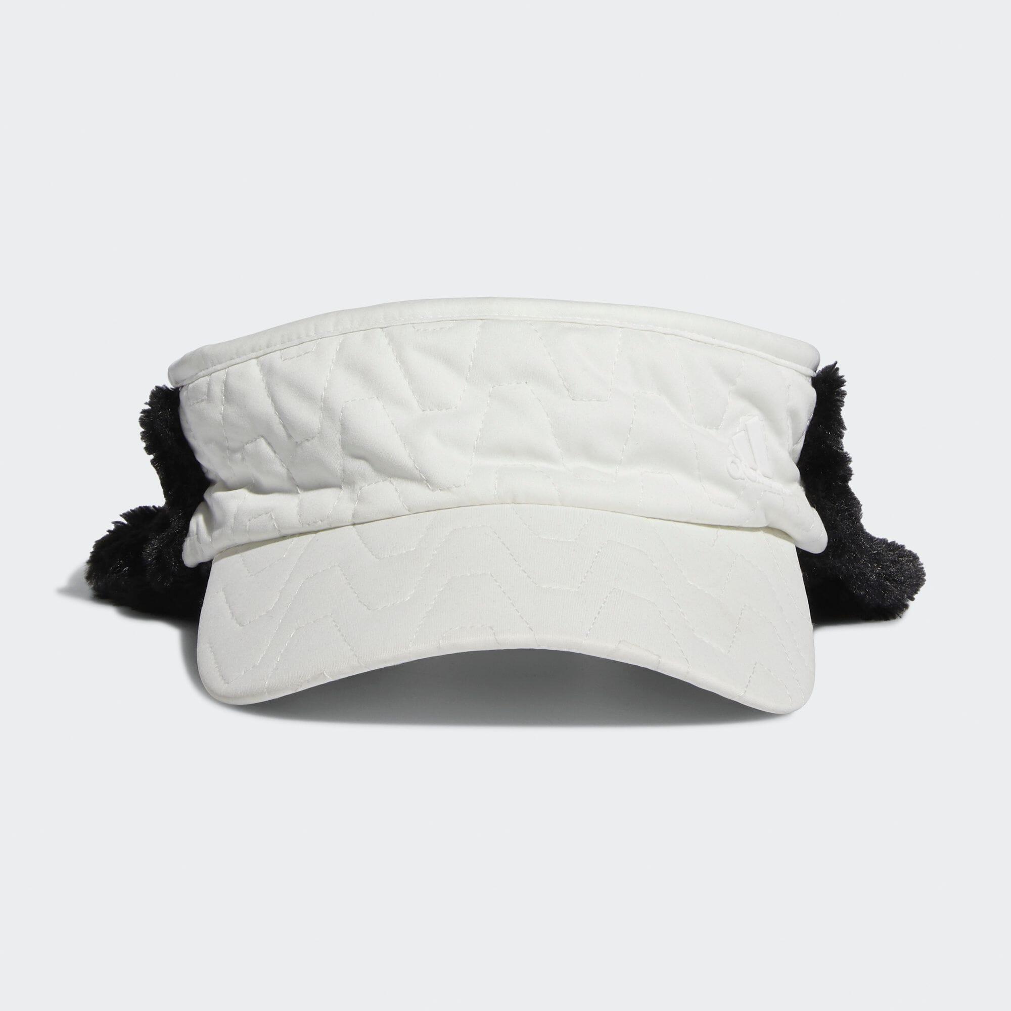 ウィメンズ キルティングバイザー 【ゴルフ】/ Fleece Visor