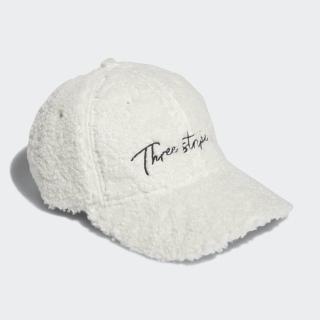 ウィメンズ ボアキャップ 【ゴルフ】/ Three Stripe Life Cap