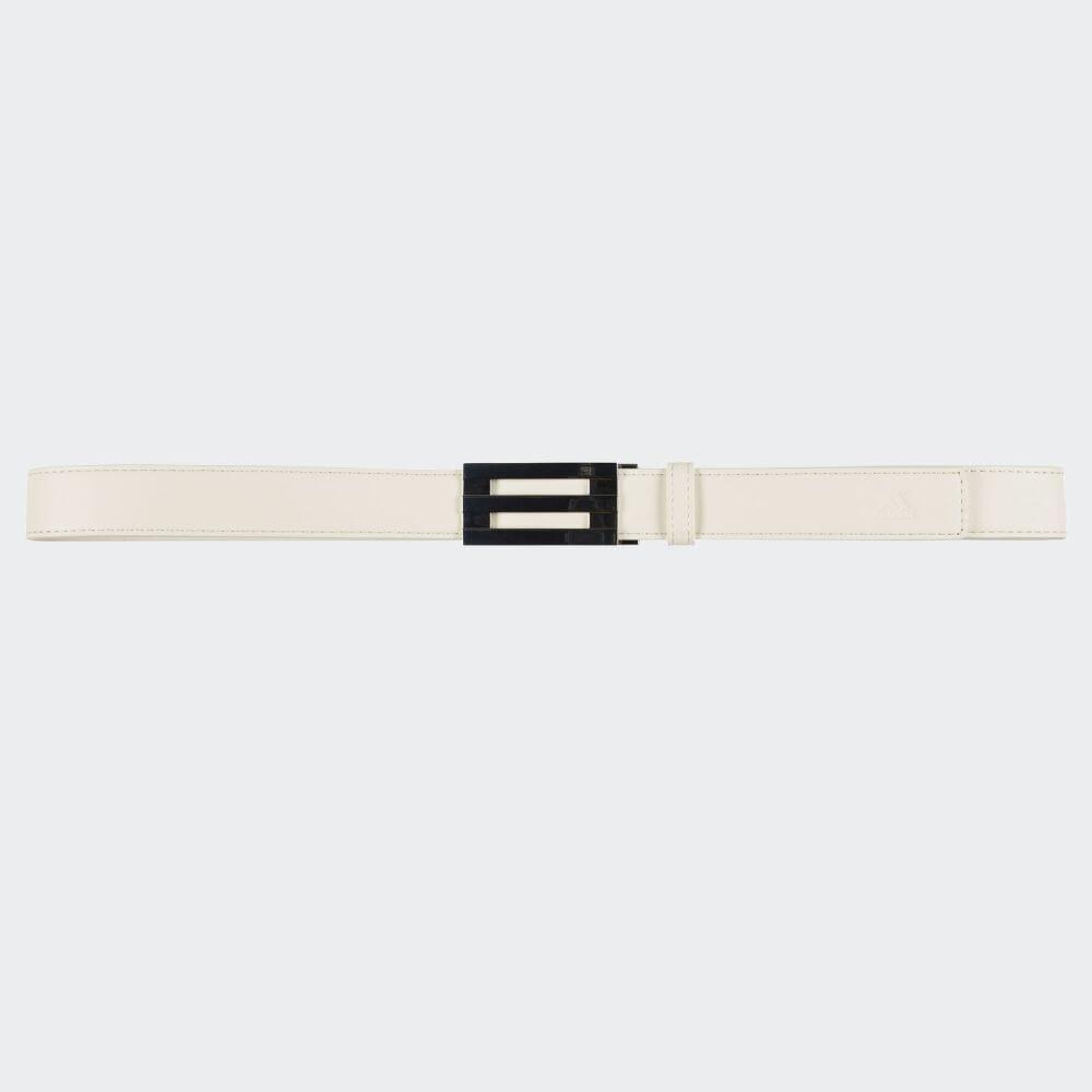 ウィメンズ エンボスPUベルト  / 3-Stripes Embossed PU Belt