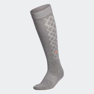 ウィメンズ ケーブルロングソックス / Badge of Sport Winter Knee Socks