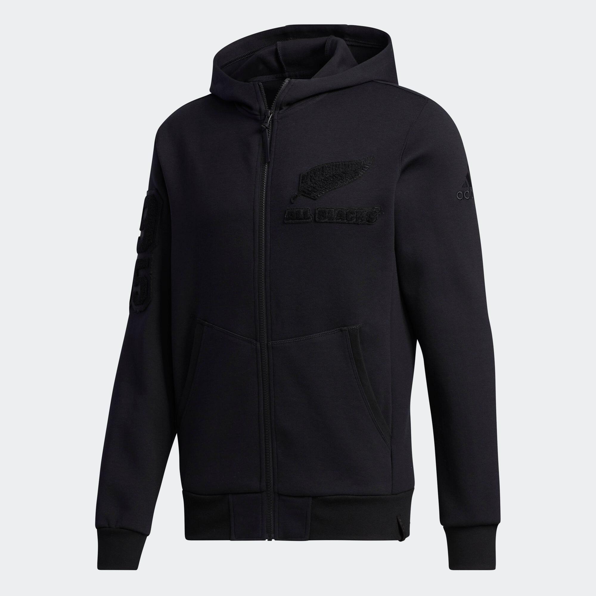 オールブラックス スウェットジャケット / All Blacks Sweat Jacket