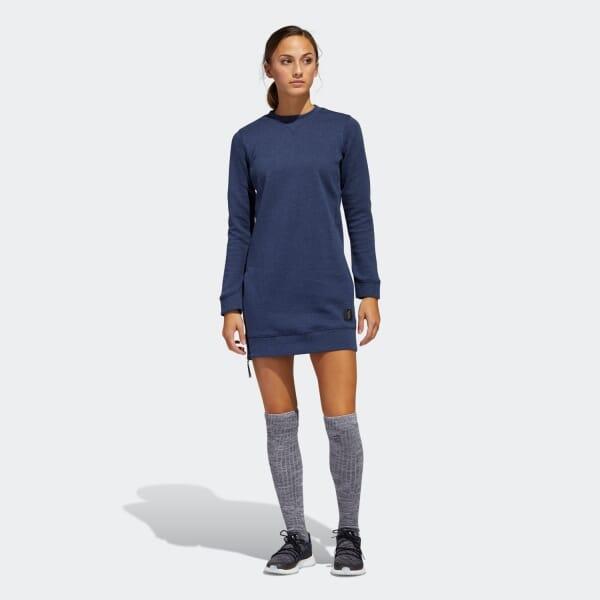 ADICROSS 長袖ロングレングス クルーネックスウエット 【ゴルフ】 / Adicross Crew Sweatshirt