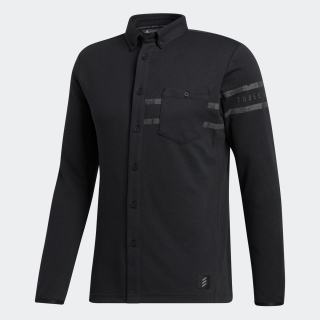 ADICROSS 長袖ボタンダウンシャツ 【ゴルフ】 / Adicross Long Sleeve Polo Shirt