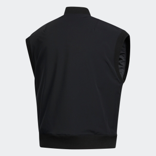 ADICROSS ドロップショルダー フルジップベスト / Adicross Padded Vest