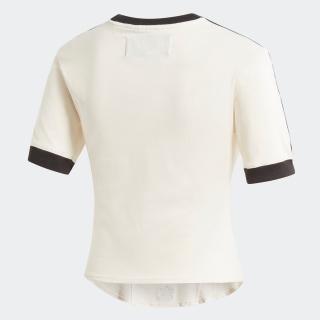 パウリーナ・ルッソ 3ストライプ 半袖Tシャツ