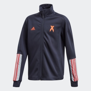 AEROREADY サッカー インスパイアード トラックジャケット(ジャージ) / AEROREADY Football-Inspired Track Jacket