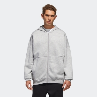 マストハブ ワード フルジップスウェットシャツ / Must Haves Word Full-Zip Sweatshirt