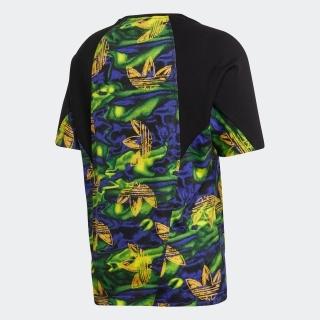 ビッグトレフォイルプリント Tシャツ