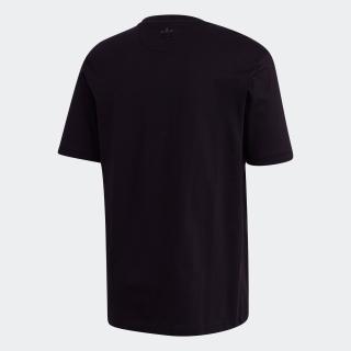 3D トレフォイル グラフィック 半袖Tシャツ