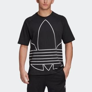 ビッグ トレフォイル アウトライン Tシャツ