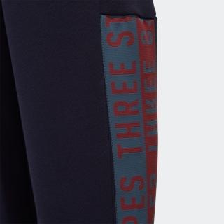 スリーストライプス ワーディング スウェットパンツ / THREE STRIPES WORDING SWEAT PANTS