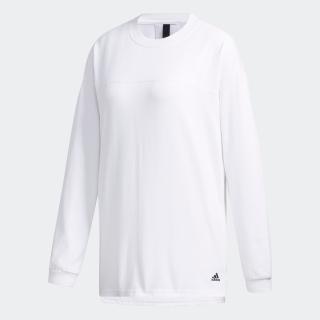 3ストライプス ワーディング 長袖Tシャツ/ 3-Stripes Wording Long Sleeve Tee