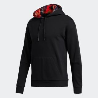 フード付きグラフィック スウェットシャツ / Graphic Hooded Sweatshirt
