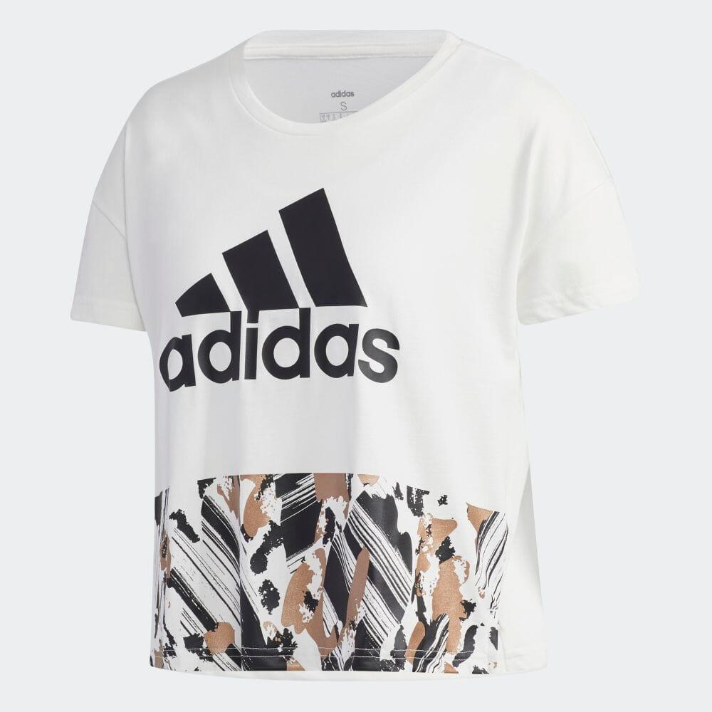 アディダス U4U クロップド半袖Tシャツ / adidas U4U Cropped Tee