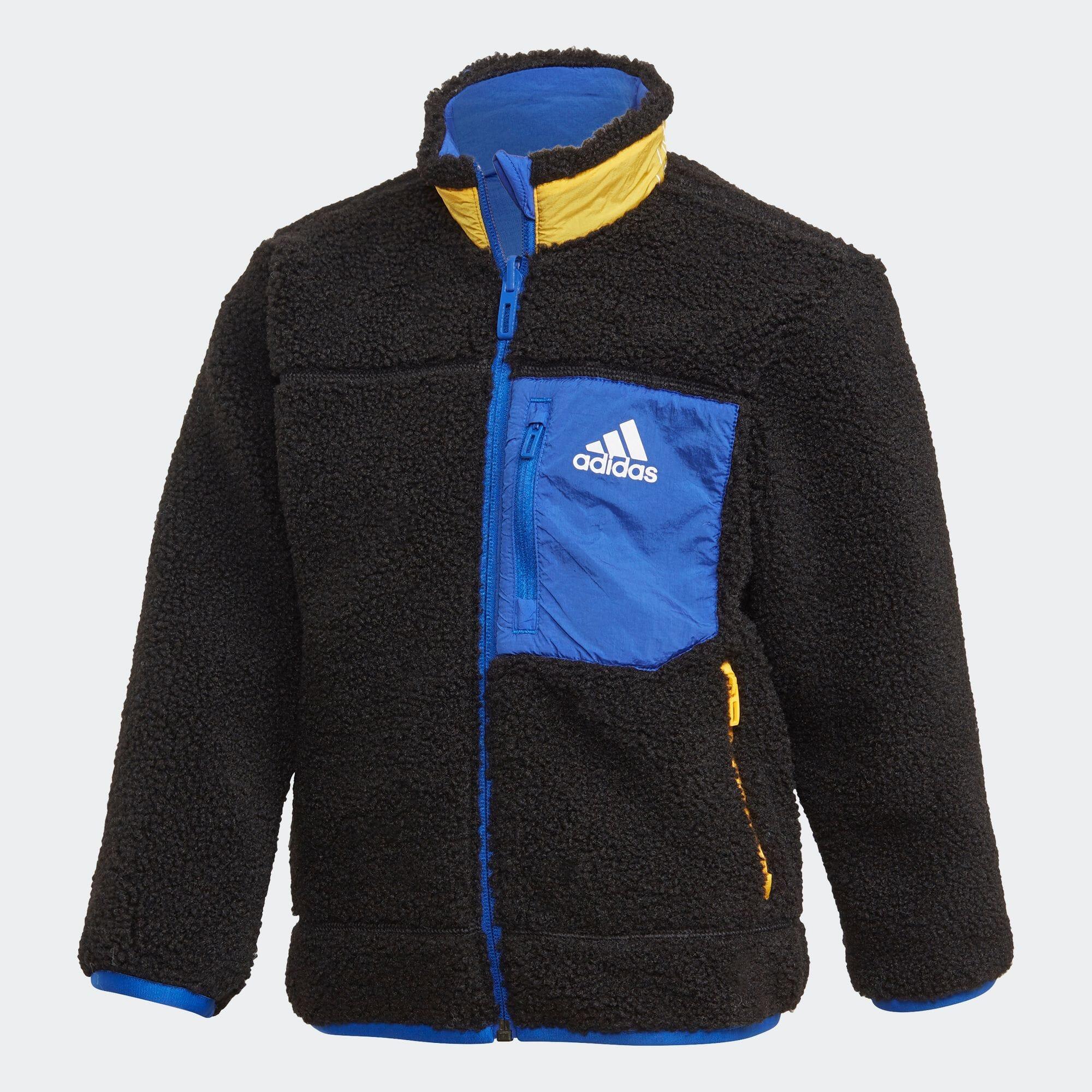 リバーシブル ボアジャケット / Reversible BOA Jacket
