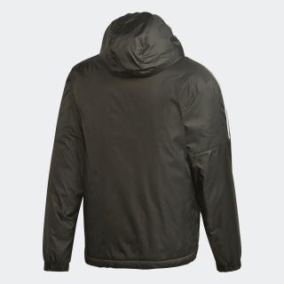エッセンシャルズ インサレーテッド フード付きジャケット / Essentials Insulated Hooded Jacket
