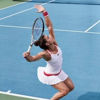 テニス Yドレス HEAT. RDY / TENNIS Y-DRESS HEAT. RDY