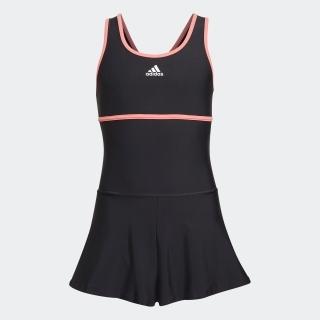 スイム ワンピース インナーメッシュブラ付き / Swim Dress with Inner Mesh Bra