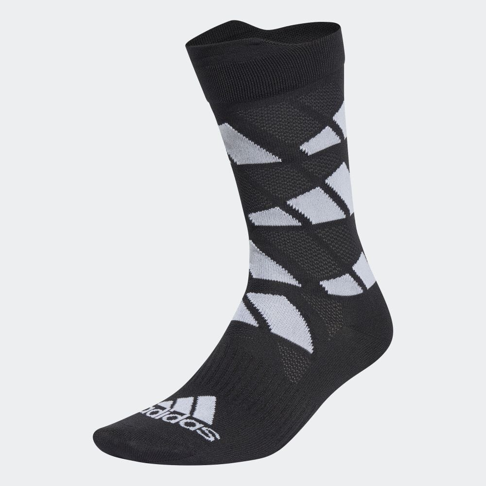 ウルトラライト オールオーバーグラフィック クルー パフォーマンスソックス / Ultralight Allover Graphic Crew Performance Socks