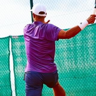 Tennis  テニス PRIMEBLUE フリーリフト ポロシャツ / Tennis Primeblue Freelift Polo Shirt