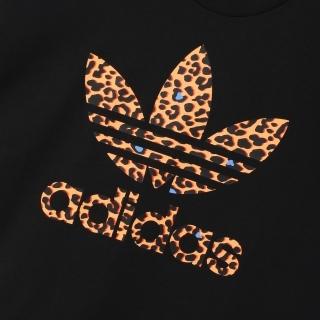 レオパード トレフォイル 半袖Tシャツ