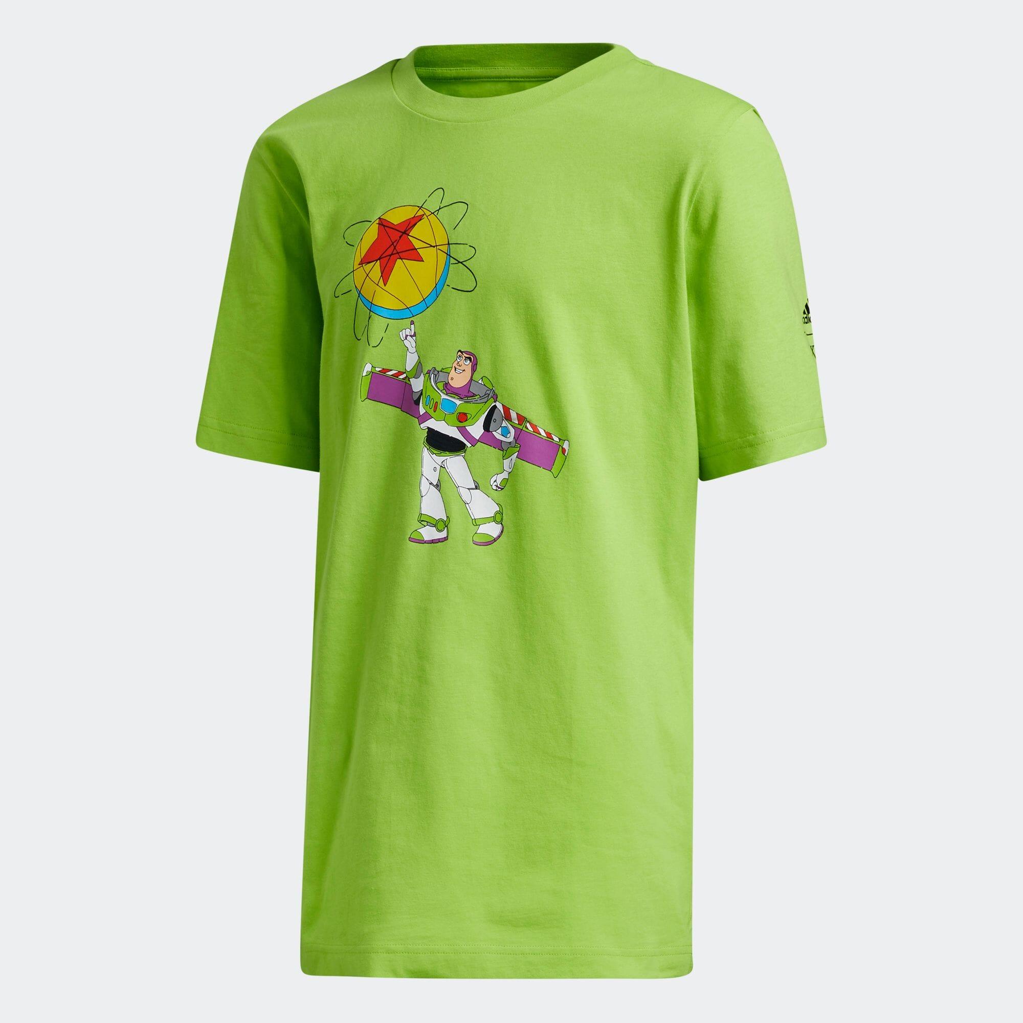バズ × ルクソー バスケットボール トイ・ストーリー Tシャツ / Buzz × Luxo Basketball Toy Story Tee