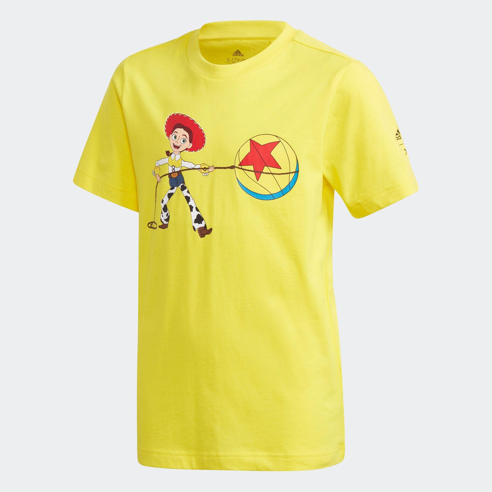 ジェシー × ルクソー バスケットボール トイ・ストーリーTシャツ / Jessie × Luxo Basketball Toy Story Tee