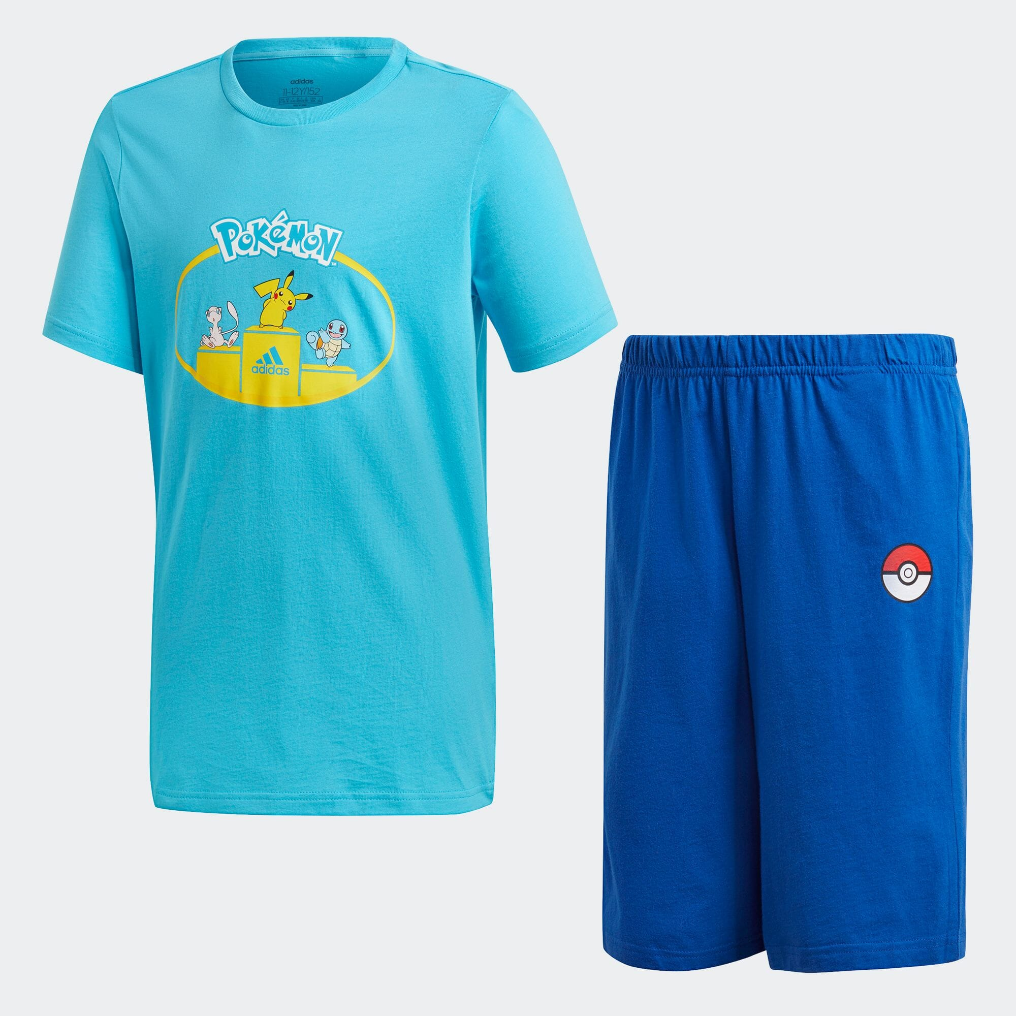 ポケモン 半袖セットアップ / Pokemon Short Sleeve Set