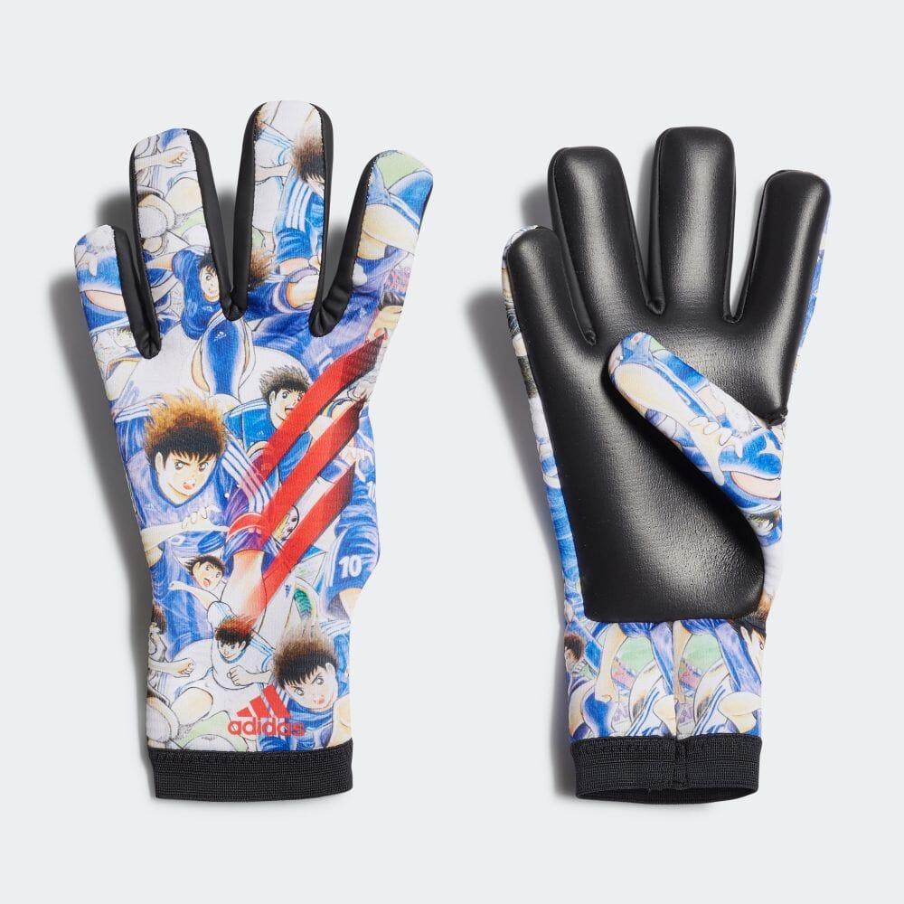 エックス キャプテン翼 ゴールキーパー トレーニンググローブ / X Captain Tsubasa Goalkeeper Training Gloves
