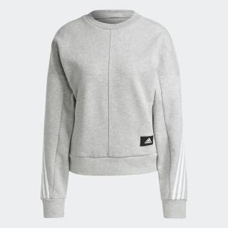アディダス スポーツウェア ラップ 3ストライプス スウェットシャツ / adidas Sportswear Wrapped 3-Stripes Sweatshirt