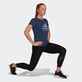 Run for the Oceans グラフィック 半袖Tシャツ / Run for the Oceans Graphic Tee