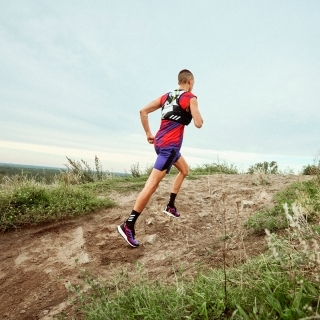 テレックス パーレイ アグラビック トレイルランニング タンクトップ / Terrex Parley Agravic Trail Running Tank Top