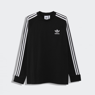3 STRIPES LS Tシャツ
