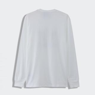 トレフォイル ロゴ 長袖Tシャツ
