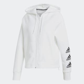 スタック ロゴ フルジップ フリース パーカー / Stacked Logo Full-Zip Fleece Hoodie