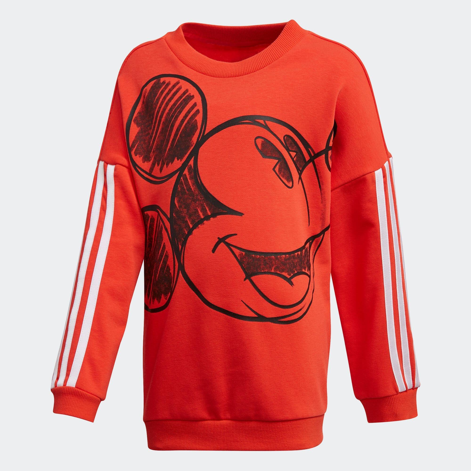 ディズニー / ミッキーマウス クルースウェットシャツ / Mickey Mouse Crew Sweatshirt