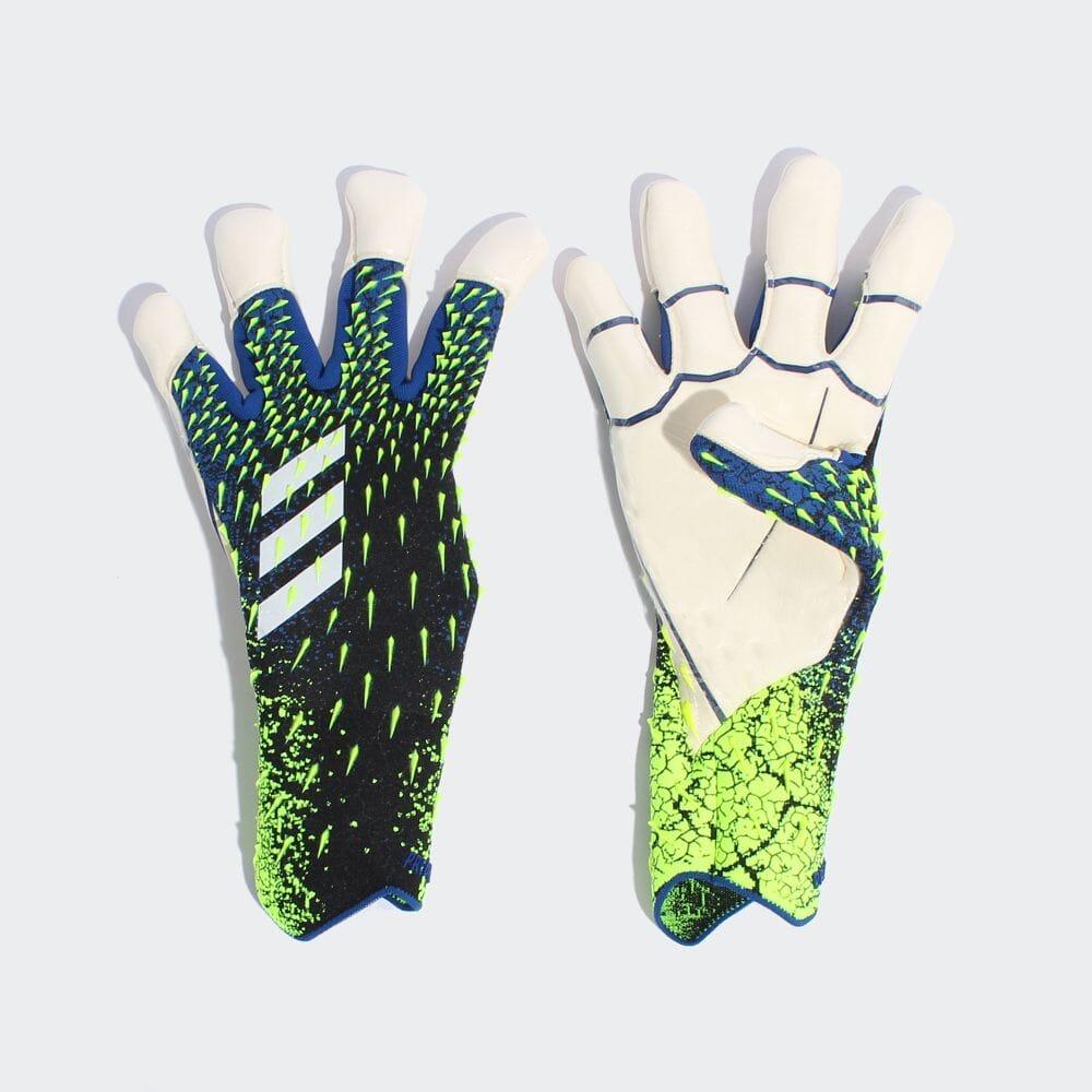 プレデター プロ ハイブリッド プロモ ゴールキーパーグローブ /  Predator Pro Hybrid Promo Goalkeeper Gloves