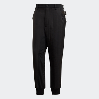 M CH2 QUILTED CUFFED PANTS