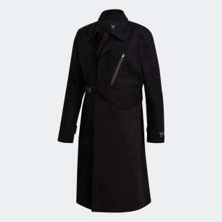 M CH1 WOOL FLANNEL COAT