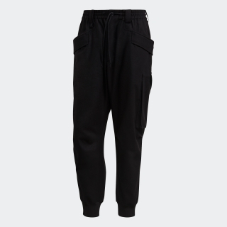 M CLASSIC WOOL FLANNEL CARGO PANTS