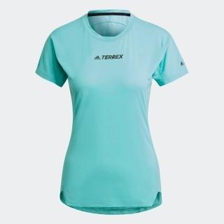 テレックス Parley アグラヴィック トレイルランニング オールアラウンド 半袖Tシャツ / Terrex Parley Agravic Trail Running All-Around Tee