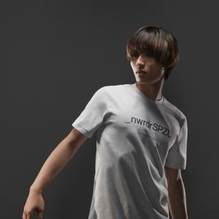 New Order × adidas SPZL Tシャツ