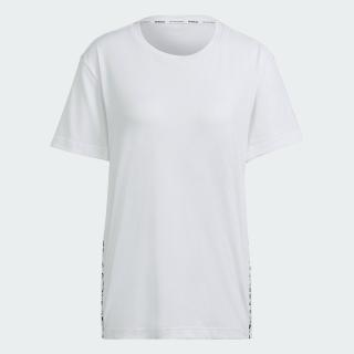 カーリー・クロス ルーズ 半袖Tシャツ
