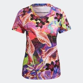 オウン ザ ラン フローラル 半袖Tシャツ / Own The Run Floral Tee
