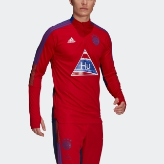 FCバイエルン Human Race トレーニングトップ / FC Bayern Human Race Training Top