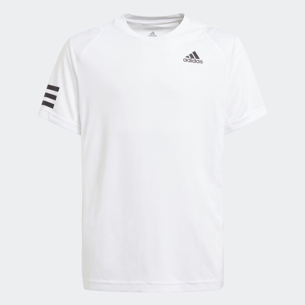 クラブ テニス 3ストライプス 半袖Tシャツ / Club Tennis 3-Stripes Tee