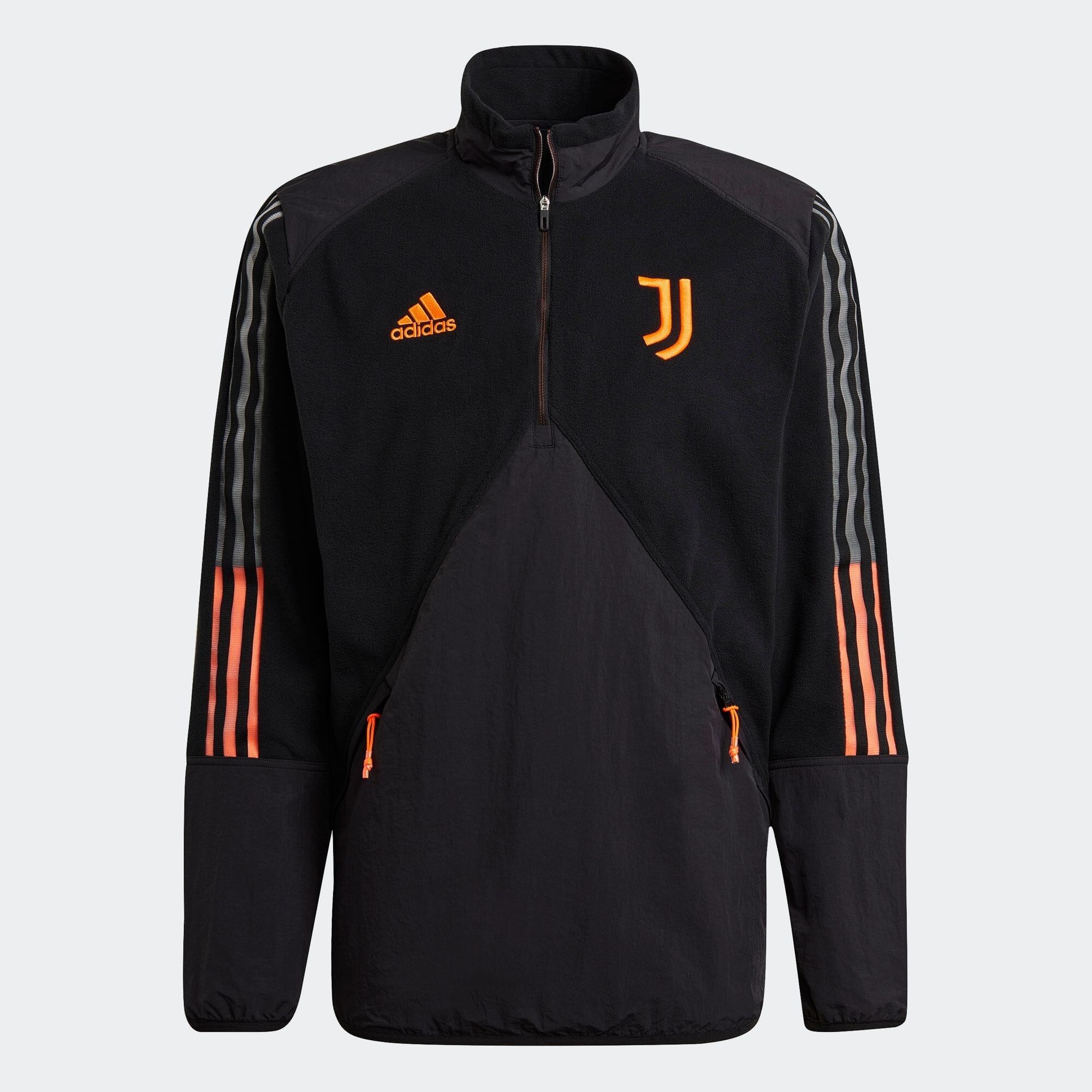 ユベントス トラベル フリーストップ / Juventus Travel Fleece Top