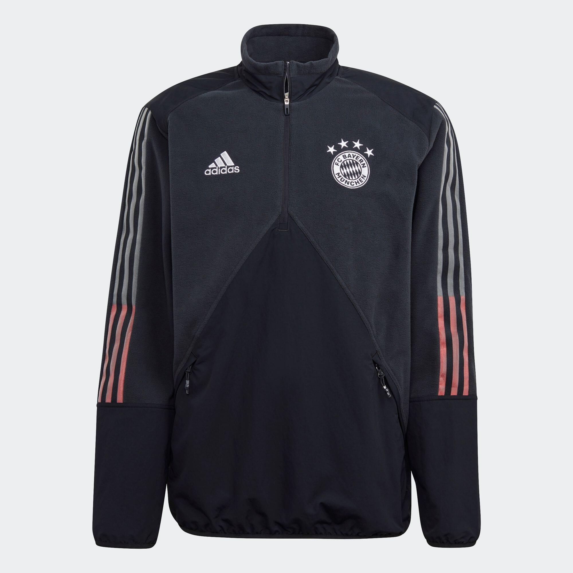 FCバイエルン トラベル フリーストップ / FC Bayern Travel Fleece Top