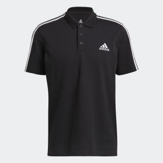 M ESS 3ストライプス PQ ポロシャツ