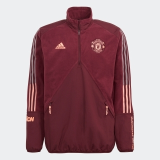 マンチェスター・ユナイテッド トラベル フリーストップ / Manchester United Travel Fleece Top
